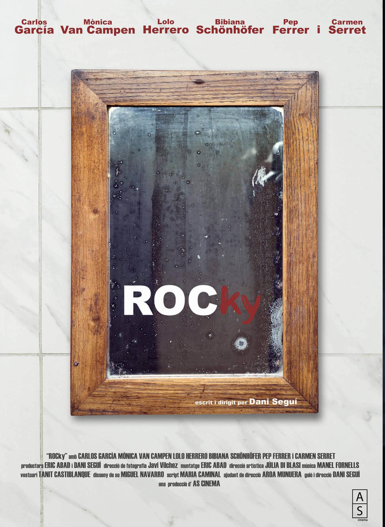 Produccion audiovisual rocky - Films
